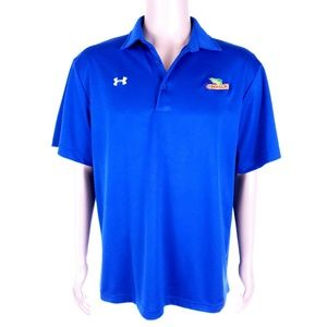 Under Armour Polo Fitted Heatgear Size XL
